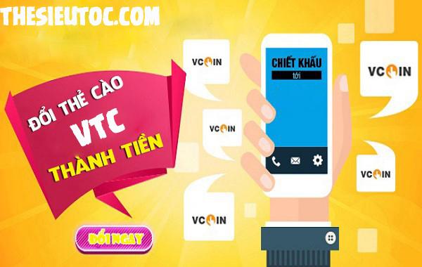 [Hỏi Đáp] Đổi thẻ VTC thành tiền mặt uy tín tại Thẻ siêu tốc