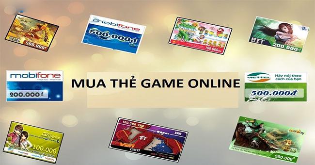 [Hỏi Đáp] Mua thẻ Game thẻ cào online ở đâu uy tín?